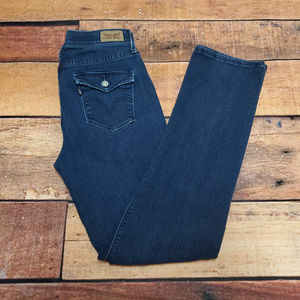 Levi's 525 Straight Leg Jeans Size 6 Perfect Waist